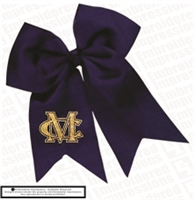 Ivy Creek Navy Hair Bow