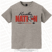 Hawks Nation Tee