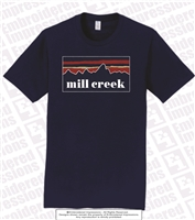 Landscaped Mill Creek Tee