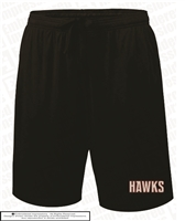 Jones Hawks Athletic Shorts