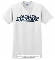 Johnson Knights and Sword Cotton Tee