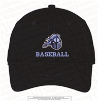 Johnson Knights Baseball Soft Brushed Canvas Cap