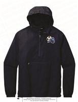 Johnson Knights Soccer Packable Anorak