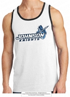 Johnson Knights Full Logo Cotton Tank Top