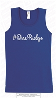 One Ridge Ladies and Girls Cotton Tank