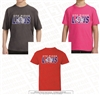 ONE RIDGE LIONS Youth Size in 3 Color Choices