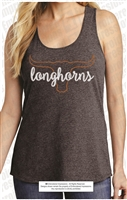 Women's Gathered Back Tank