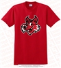Wildcats Head Cotton Tee
