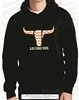Lanier Longhorn Head with Chevron Hoodie