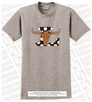 Girl Longhorns Tee