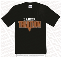 'Lanier Tradition' Tee