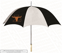 Lanier Longhorns Umbrella