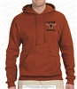 Lanier Baseball Left Chest Embroidered Hoodie