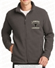 Lanier Longhorns Full-Zip Fleece Jacket