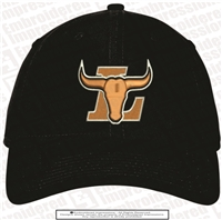 Lanier Super Puff Longhorns Cap