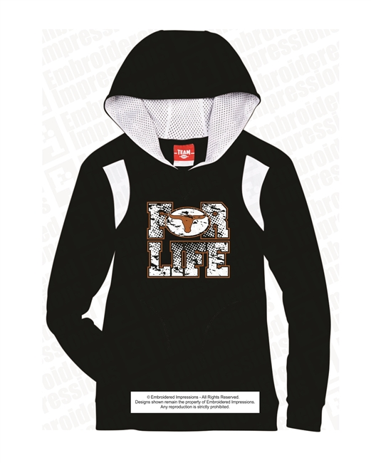 For Life Elite Performance Hoodie