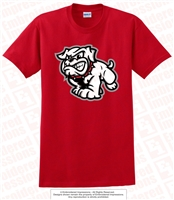 Full Bulldogs Cotton Tee