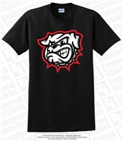 Bulldogs Head Tee