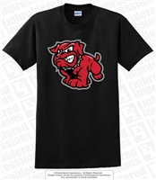 Red Bulldogs Cotton Tee
