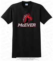 McEver Logos Cotton Tee