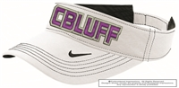 "Nike CBHS ""The Bluff"" Visor"