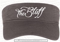 The Bluff Fashion Visor