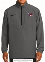 Baseball Nike 1/2-Zip Wind Shirt