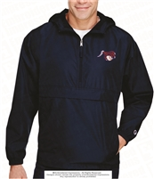 Hawks Baseball Champion Packable Anorak 1/4 Zip