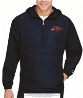 Mill Creek Champion Packable Anorak 1/4 Zip Jacket