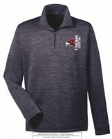 Mill Creek Baseball Fleece Quarter-Zip Jacket