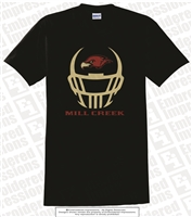 Mill Creek Football Tee