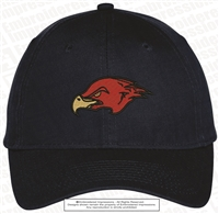 Hawks Six Panel Unstructured Twill Cap