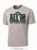All-In PosiCharge Tee