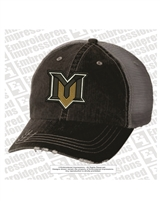 Mountain View Distressed Cap
