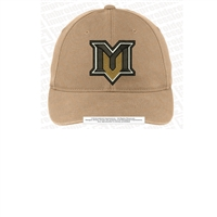 Mountain View Puff Cotton Cap
