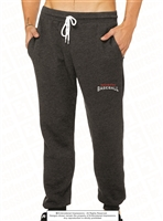 Embroidered North Baseball Joggers