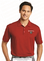 Embroidered Bulldogs Logo North Baseball Nike Polo