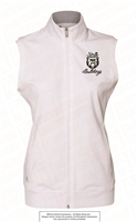 Embroidered Logo Cursive North Bulldogs Vest
