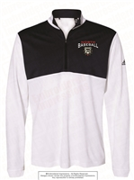 Embroidered Bulldogs Logo North Baseball Adidas Pullover