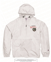North Baseball 1/4 Zip Jacket