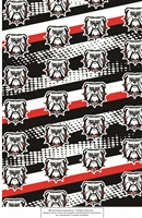 Bulldogs Polyester Neck Gaiter