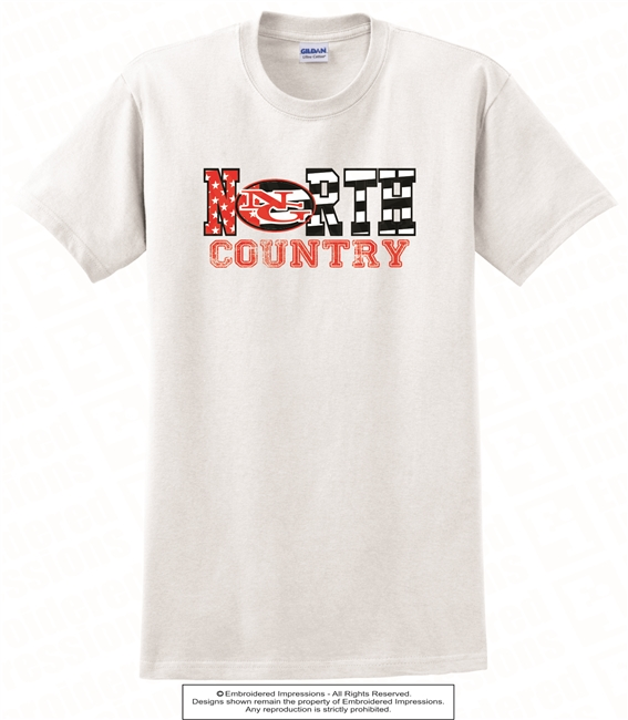 North Country Tee