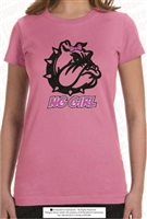 NG Girl Bulldogs Ladies and Junior Tee