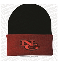 North Gwinnett Cuff Knit Cap