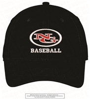 NG Baseball Soft Brushed Canvas Cap