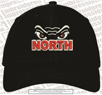 North Gwinnett Bulldog Eyes Cap