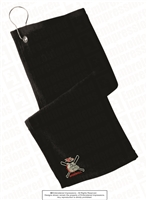 NG Baseball Grommeted Hemmed Towel