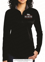 Two Tone North Equestrian 1/4 Zip