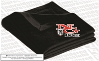 NG Lacrosse Fleece Stadium Blanket