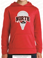 NG NORTH Ball Performance Fleece Hoodie